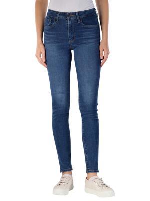 Levi's 721 High Rise Skinny Jeans bogota fun