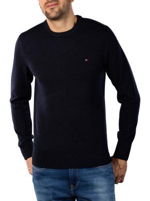 Tommy Hilfiger Extrafine Soft Wool Sweater desert sky