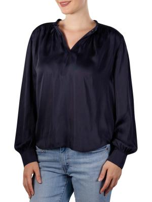 Maison Scotch Top Smocking Details Pullover night