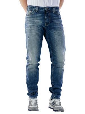 Mavi Chris Jeans Tapered dark shaded urban comfort