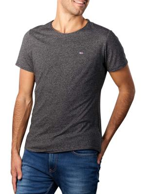 Tommy Jeans T-Shirt Slim Jaspe black
