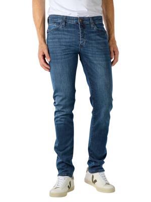 Mavi Yves Jeans Slim Skinny ink brushed ultra move