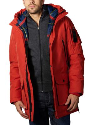 PME Legend Long Jacket X-Aylon Ice Pilot orange