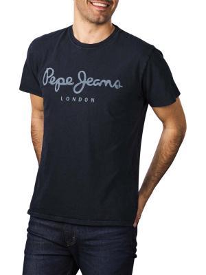 Pepe Jeans Essential Denim T-Shirt indigo
