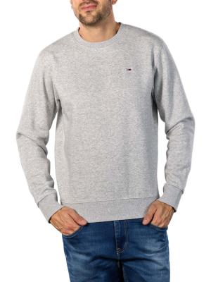 Tommy Jeans Regular Fleece light grey heather
