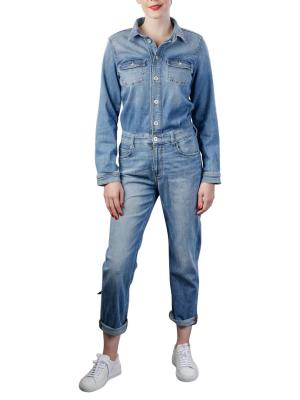 Marc O'Polo Denim Overall Shaped Fit light summer wash