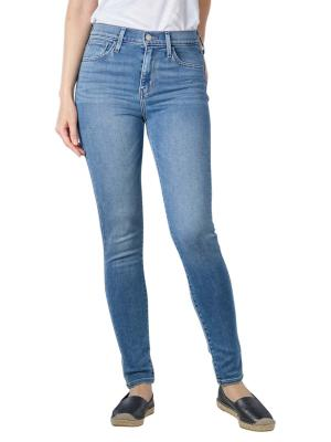 Levi's 720 Jeans Super Skinny High walking contradiction