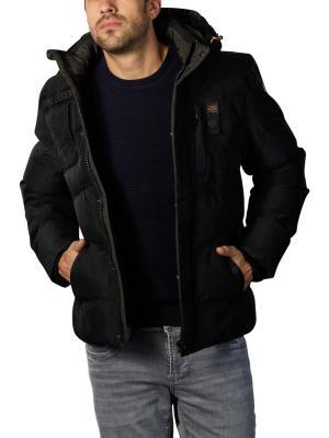 PME Legend Hooded Jacket Poly Micro Snowburst