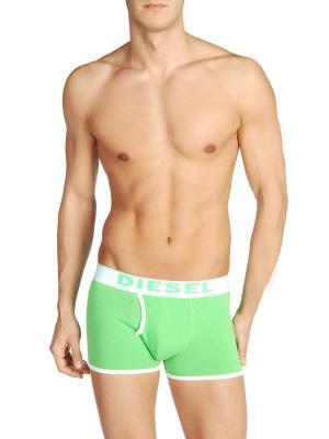 DIESEL Boxer Cotton Stretch green