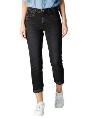Pepe Jeans Violet Mom Old Rivet black