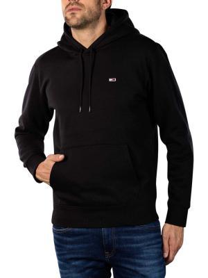 Tommy Jeans Regular Fleece Pullover black