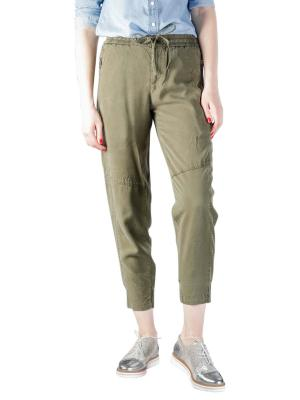 Marc O'Polo Pants Ankle Length soaked moss
