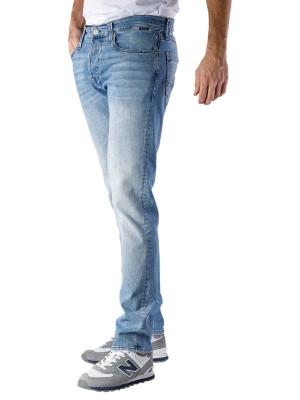 Mavi Yves Jeans Slim mid brushed ultra move