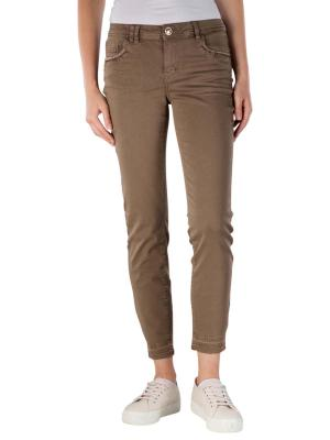 Mos Mosh Sumner Pant Skinny Ankle Jewel chocolate chip