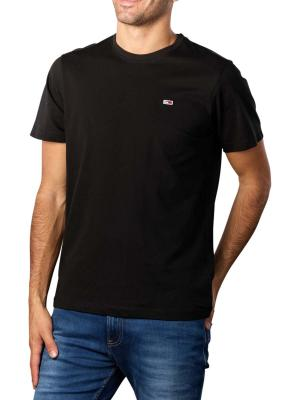 Tommy Jeans T-Shirt Classic Jersey black