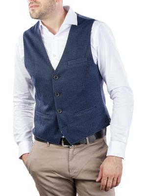 Vanguard Blazer Gilet Pique Blues 5054