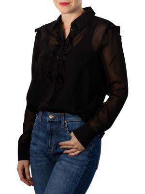 Maison Scotch Button Up Shirt black