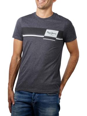 Pepe Jeans Kade T-Shirt Crew Neck Printed infinit