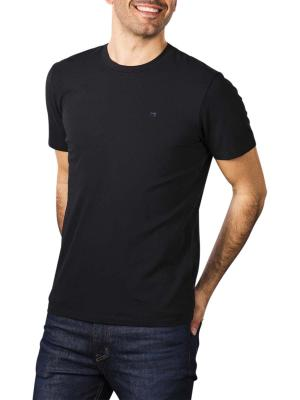 Scotch & Soda T-Shirt Crew Neck black