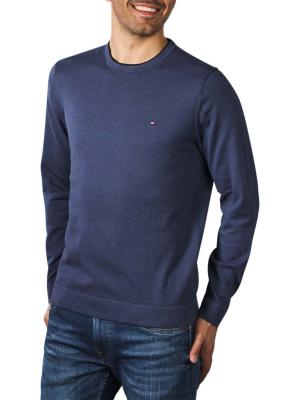 Tommy Hilfiger Tipped Double Face faded indigo
