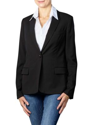 Maison Scotch Classic Tailored Blazer black