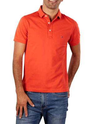 Tommy Hilfiger Polo Slim tucson orange