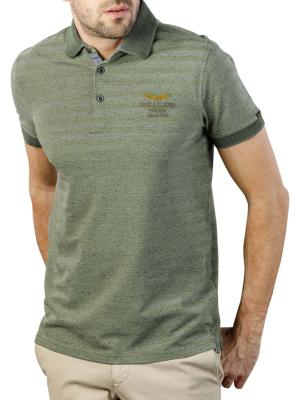 PME Legend Short Sleeve Polo Jacquard Pique 6149