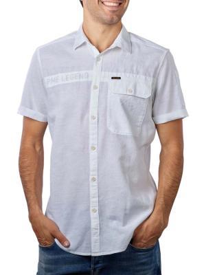 PME Legend Short Sleeve Cotton Shirt 7003