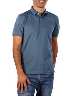 Tommy Hilfiger Polo Shirt Regular charcoal blue