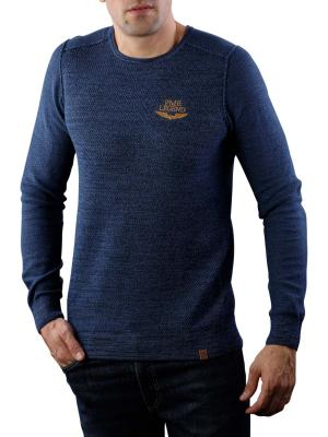 PME Legend Crewneck Cotton Mouline 9077