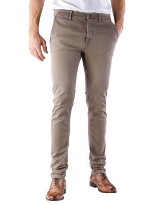 Replay Zeumar Chino Pant Hyperflex walnut