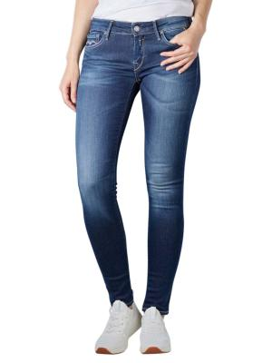 Replay Luz Jeans Skinny Hyperflex blue washed