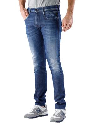 Replay Anbass Jeans Slim deep indigo