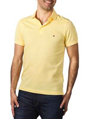 Tommy Hilfiger Core 1985 Slim Polo delicate yellow