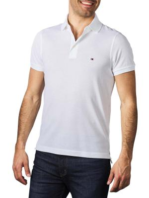 Tommy Hilfiger Core 1985 Slim Polo white