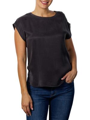 Yaya Fabric Mix T-Shirt phantom