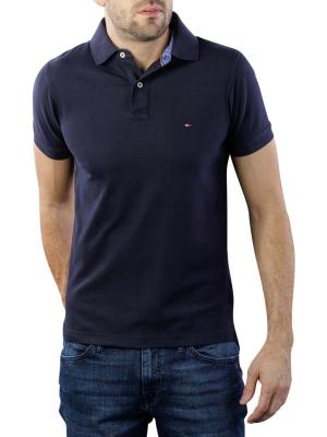 Tommy Hilfiger Polo slim fit navy