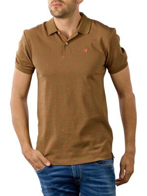 Scotch & Soda Classic Polo All Over Print 0221