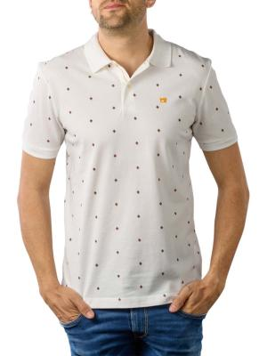 Scotch & Soda Classic Polo All Over Print 0220