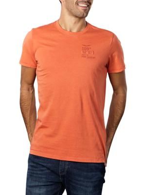 PME Legend Short Sleeve R-Neck Jersey orange