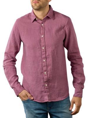 Scotch & Soda Linen Shirt Regular 4153