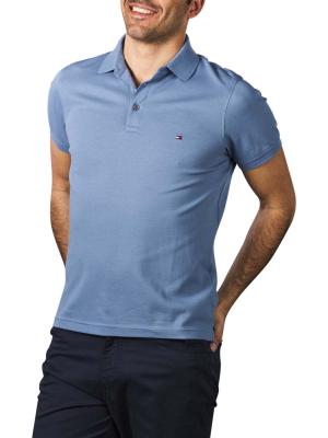 Tommy Hilfiger 1985 Slim Polo colorado indigo