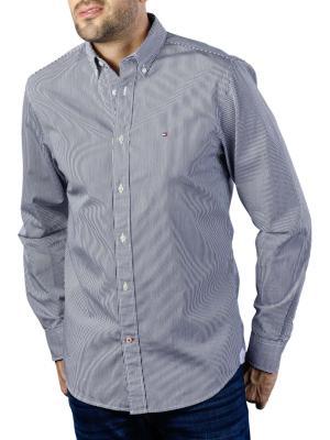 Tommy Hilfiger Core Stripe Shirt peacoat