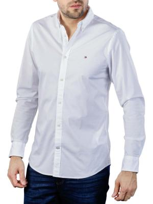 Tommy Hilfiger Core Stretch Slim Poplin Shirt bright white