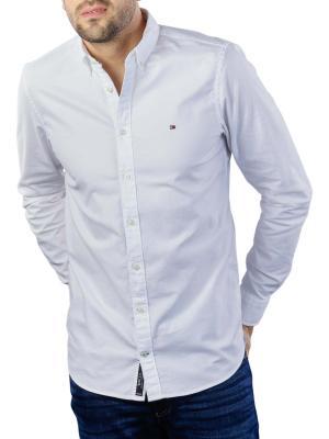 Tommy Hilfiger Core Stretch Slim Oxford Shirt classic white
