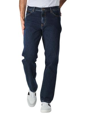 Wrangler Texas Jeans Straight blue black
