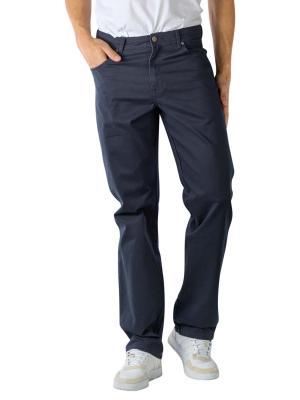 Wrangler Texas Stretch Jeans Straight navy