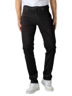 Wrangler Texas Slim Jeans black valley