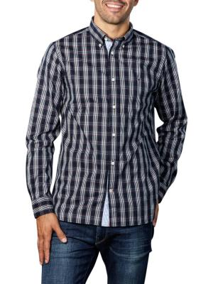 Tommy Hilfiger Multi Check Shirt desert sky/ primary red