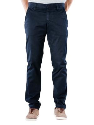 Alberto Lou Pant Pima Cotton navy